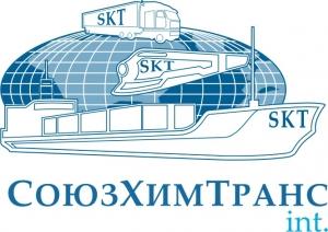 Логотип компании Союзхимтранс Интернешинел