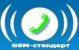 Работа в GSM-стандарт