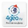Работа в ГИС 4geo—Ростов