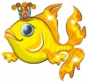 Работа в Золотая рыбка