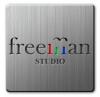 Работа в Freeman Studio
