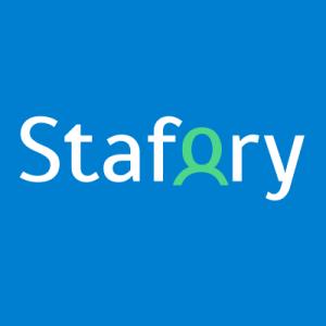 Работа в Stafory