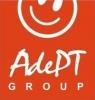 Работа в AdePT group