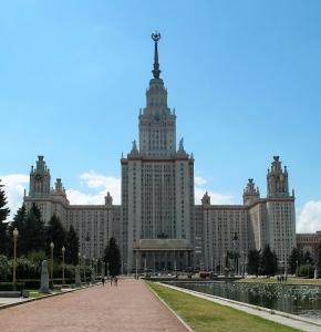 Работа в Управление общежитиями МГУ