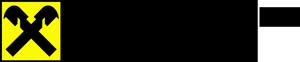 Логотип компании Райффайзенбанк