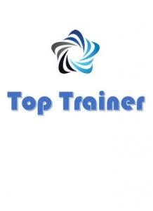 Логотип компании Топ тренер