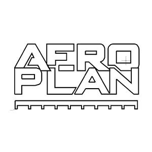 Логотип компании Архитектурное Бюро Аэроплан