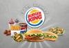 Работа в BurgerKing