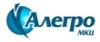 Логотип компании Международный консультационно-кадровый центр Алегро