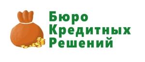 Логотип компании Ипотечное агентство Бюро Кредитных Решений