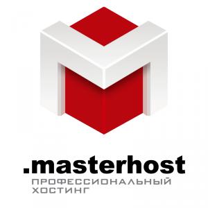 Логотип компании Мастерхост