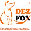 Работа в Дезфокс