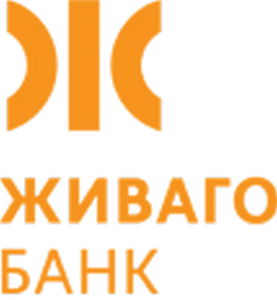 Логотип компании ЖИВАГО БАНК
