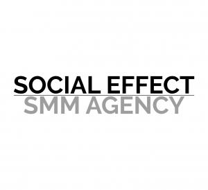 Работа в Social Effect