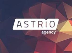 Логотип компании ASTRIO agency