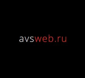 Работа в AVSweb