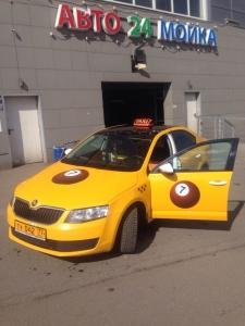 Вакансия в Такси 2412 в Москве