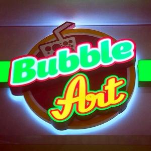 Работа в BubbleArt