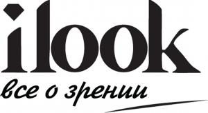Логотип компании оптика iLOOK