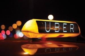 Работа в Uber