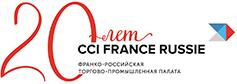 Логотип компании CCI France Russie