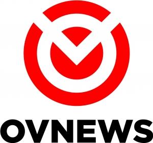 Логотип компании OVNEWS