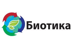 Логотип компании НПО Биотика