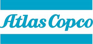 Логотип компании Атлас Копко