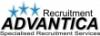 Работа в Advantica Recruitment