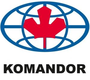 Работа в Komandor