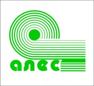 Логотип компании АЛЕС