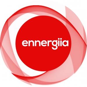 Логотип компании Ennergiia