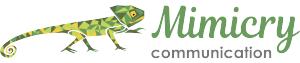 Логотип компании Mimicry communication
