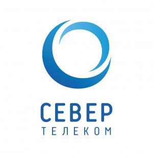 Логотип компании Север Телеком