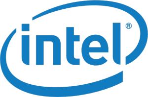Логотип компании Intel Corporation