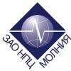 Логотип компании НПЦ МОЛНИЯ