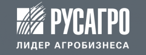 Логотип компании ГК Русагро