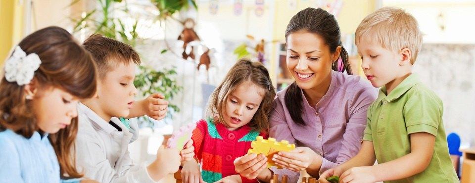 Образец резюме воспитателя детского сада