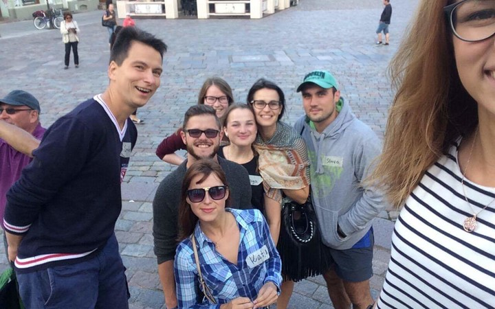 Личный опыт: участие в международной программе Bridge It!
