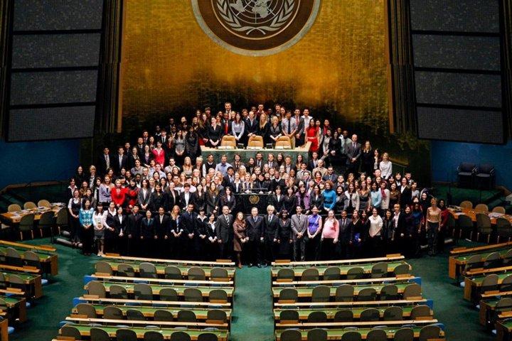 Личный опыт: стажировка в ООН