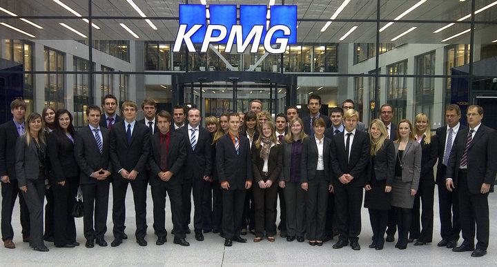 K-Summer в KPMG