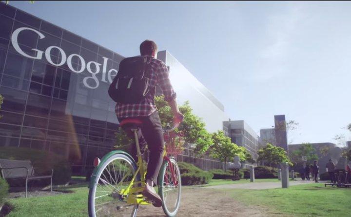 Попасть в Google