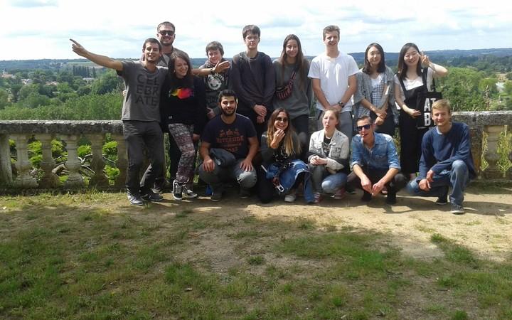 Личный опыт: волонтёрство во Франции