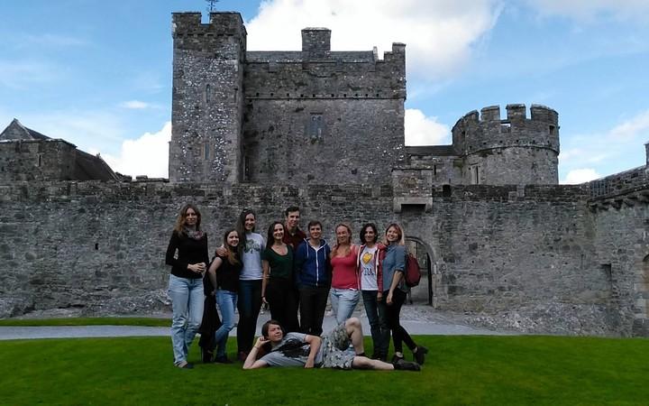 Личный опыт: волонтёрство в Ирландии